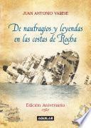 Libro de De Naufragios Y Leyendas En Las Costas De Rocha