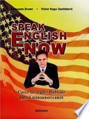 Libro de Speak English Now