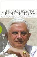 Libro de De Joseph Ratzinger A Benedicto Xvi
