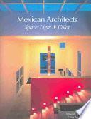 Libro de Arquitectos Mexicanos