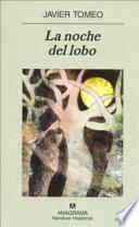 Libro de La Noche Del Lobo
