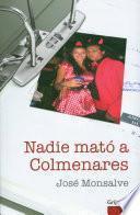 Libro de Nadie Mató A Colmenares