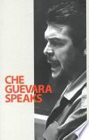 Libro de Che Guevara Speaks