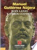Libro de Juan Lanas Y Otros Cuentos