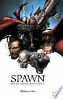 Libro de Spawn No 05 (integral)