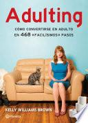 Libro de Adulting