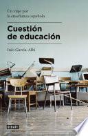 Libro de Cuestión De Educación