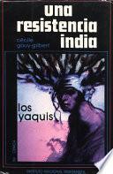 Libro de Una Resistencia India