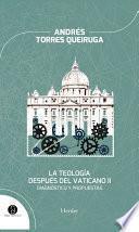 Libro de La Teología Después Del Vaticano Ii