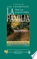 Libro de La Familia Desde Una Perspectiva Bíblica