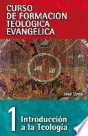 Libro de Introduccion A La Teologia