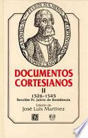 Libro de Documentos Cortesianos