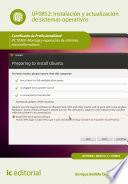 Libro de Instalación Y Actualización De Sistemas Operativos. Ifct0309