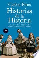 Libro de Historias De La Historia