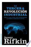 Libro de La Tercera Revolución Industrial