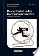 Libro de Productividad En Las Tareas Administrativas
