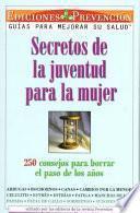 Libro de Secretos De La Juventud Para La Mujer