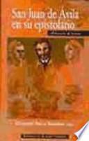 Libro de San Juan De Ávila En Su Epistolario