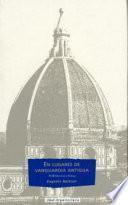 Libro de En Lugares De Vanguardia Antigua