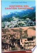 Libro de Historia Del Cantón Chinchipe