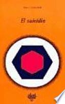 Libro de El Suicidio