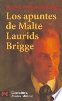 Libro de Los Apuntes De Malte Laurids Bridge