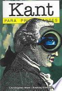 Libro de Kant Para Principiantes