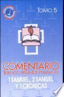 Libro de 1 Samuel, 2 Samuel And 1 Cronras