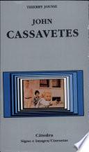 Libro de John Cassavetes