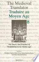 Libro de Traduire Au Moyen Âge
