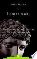 Libro de Diálogo De Los Pajes