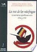 Libro de La Voz De Los Náufragos