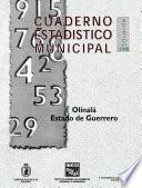 Libro de Olinalá Estado De Guerrero. Cuaderno Estadístico Municipal 1998