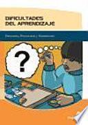Libro de Dificultades De Aprendizaje