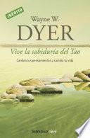 Libro de Vive La Sabiduría Del Tao
