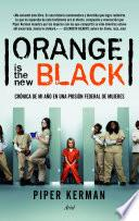 Libro de Orange Is The New Black