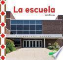 Libro de La Escuela (the School )