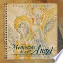 Libro de Memorias De Un ángel