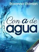 Libro de Con A De Agua