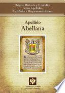 Libro de Apellido Abellana