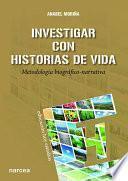 Libro de Investigar Con Historias De Vida