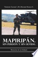 Libro de Mapiripán. Sin Perdón Y Sin Olvido