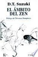 Libro de El ámbito Del Zen