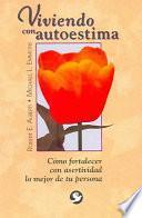 Libro de Viviendo Con Autoestima / Your Perfect Right