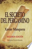 Libro de El Secreto Del Pergamino