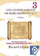 Libro de Los 125 Pergaminos De Reiki Heiwa To Ai ®
