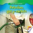 Libro de Petróleo, Gas Y Carbón