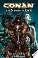 Libro de Conan Y Los Demonios De Khitai