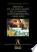 Libro de La Huella Francesa En La Génesis De La Historia Escolar En España
