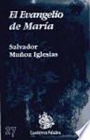 Libro de El Evangelio De María